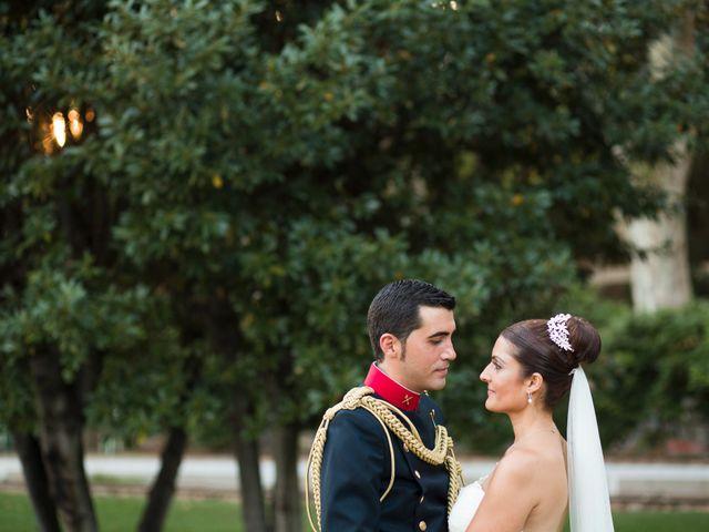 La boda de Jose y Isa en Mérida, Badajoz 62