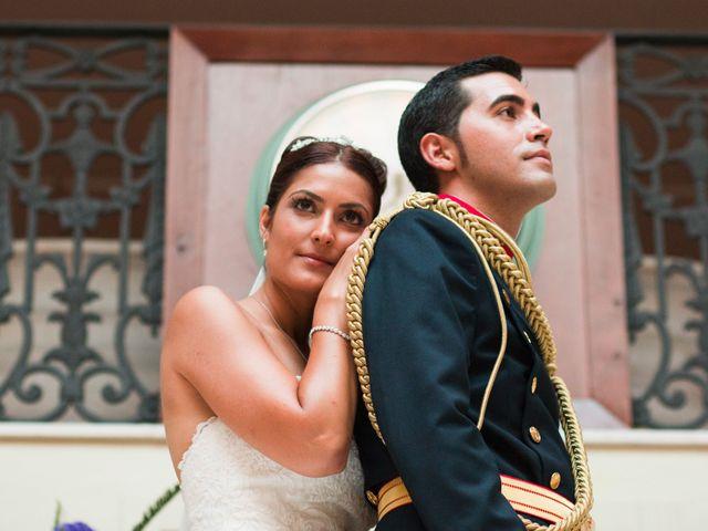 La boda de Jose y Isa en Mérida, Badajoz 66