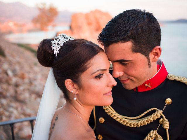 La boda de Jose y Isa en Mérida, Badajoz 67