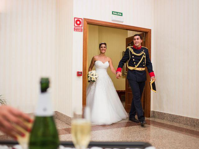 La boda de Jose y Isa en Mérida, Badajoz 71
