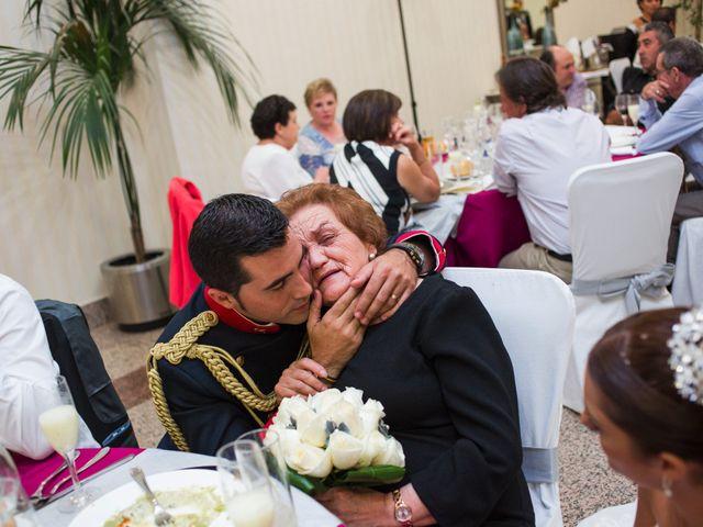 La boda de Jose y Isa en Mérida, Badajoz 73