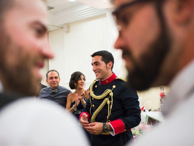 La boda de Jose y Isa en Mérida, Badajoz 78
