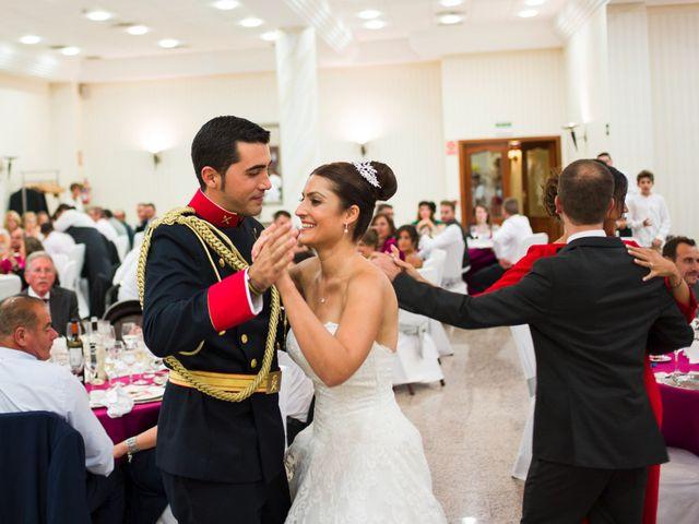 La boda de Jose y Isa en Mérida, Badajoz 79