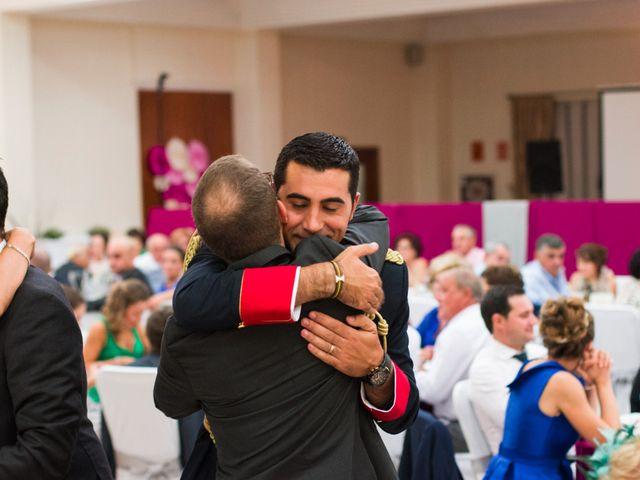La boda de Jose y Isa en Mérida, Badajoz 81