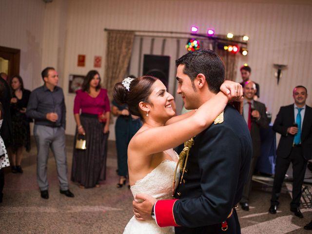 La boda de Jose y Isa en Mérida, Badajoz 86