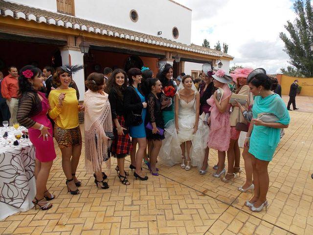 La boda de Mª del Mar y Alberto en Granada, Granada 4