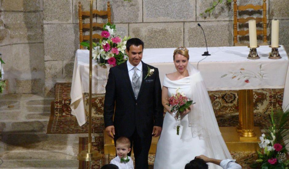 La boda de Javi y Ana en Cáceres, Cáceres