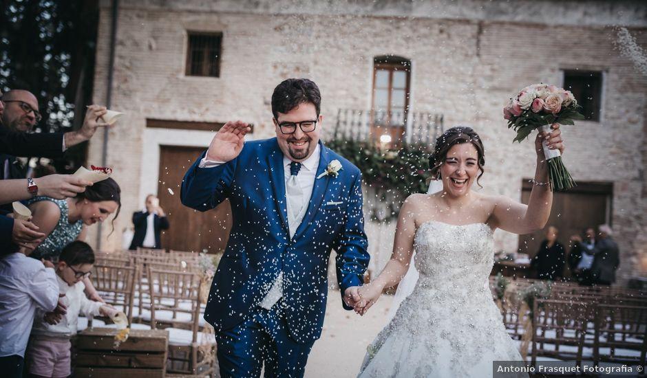 La boda de Alex y Maria en Beniflá, Valencia