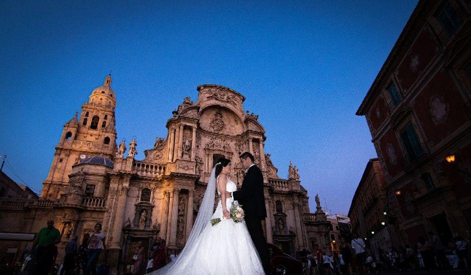 La boda de Juan Antonio y María José en La Ñora, Murcia