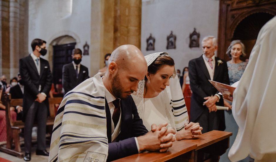 La boda de María del Mar y Edu en Córdoba, Córdoba