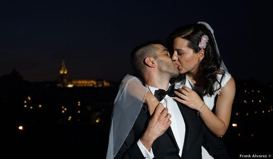 La boda de Ruth y Carlos en Villacañas, Toledo