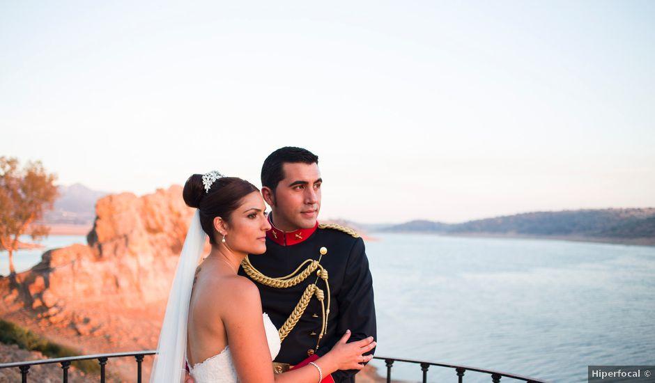 La boda de Jose y Isa en Mérida, Badajoz