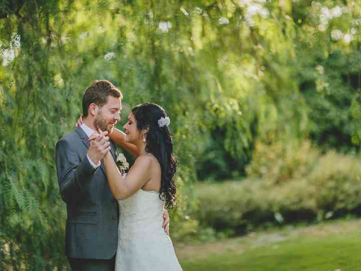 La boda de Sibylle y Nicola