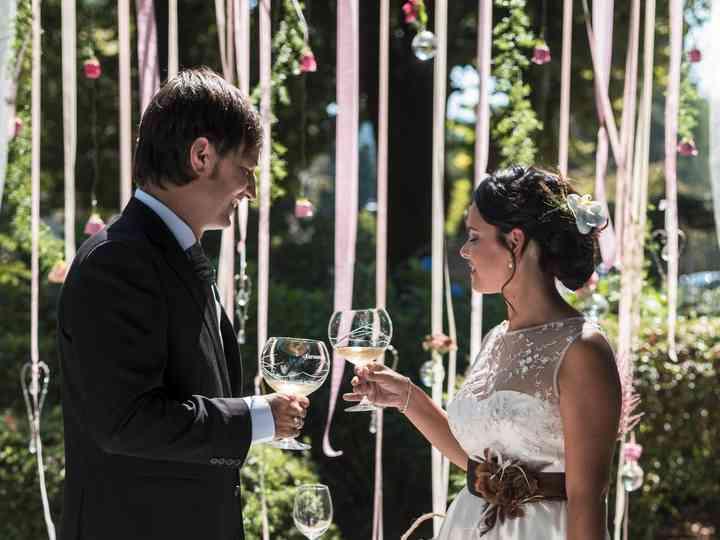 La boda de Karina y Fernando
