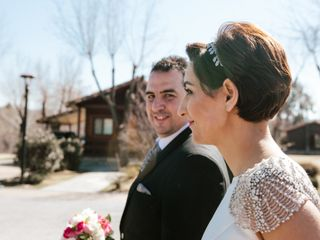La boda de Rocio y Hugo 1