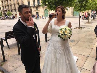 La boda de Carla y Andrés
