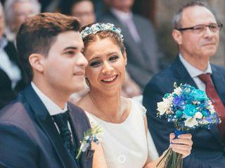 La boda de Marta y Iker