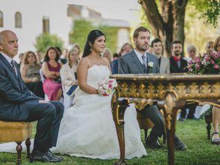 La boda de Sibylle y Nicola 1