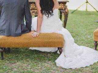 La boda de Sibylle y Nicola 3