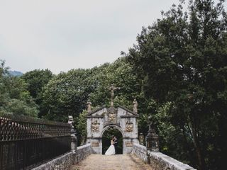 La boda de Eukene y Giovanni