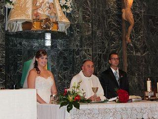 La boda de César  y Sonia 1
