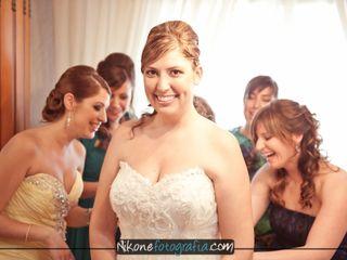 La boda de César  y Sonia