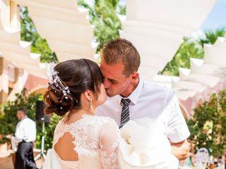 La boda de Silvia y Kostadin 2
