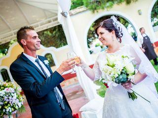 La boda de Silvia y Kostadin