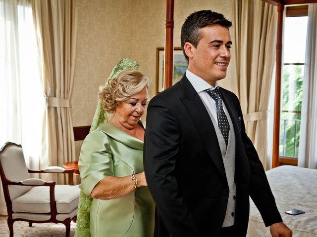 La boda de Carlos y Isabel en Segovia, Segovia 3