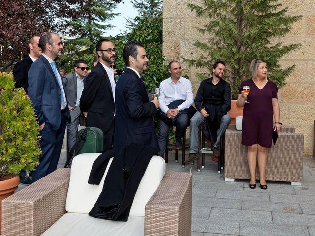 La boda de Carlos y Isabel en Segovia, Segovia 5