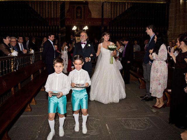 La boda de Carlos y Isabel en Segovia, Segovia 8