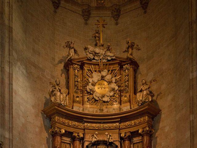 La boda de Carlos y Isabel en Segovia, Segovia 9