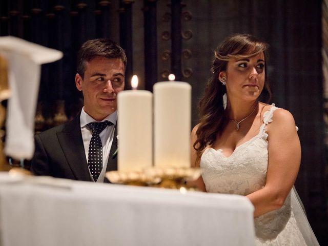La boda de Carlos y Isabel en Segovia, Segovia 10