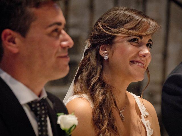 La boda de Carlos y Isabel en Segovia, Segovia 12