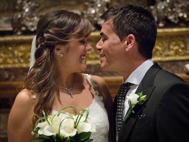 La boda de Carlos y Isabel en Segovia, Segovia 15