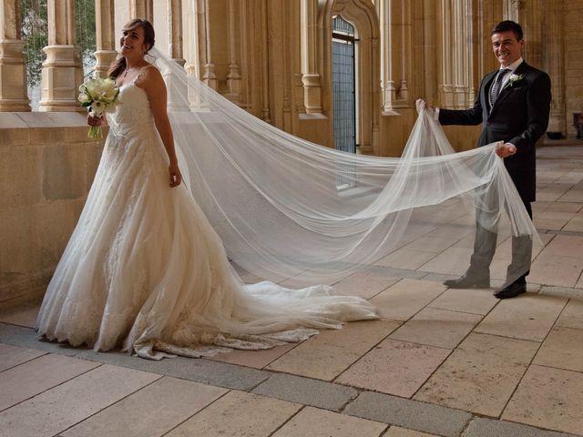 La boda de Carlos y Isabel en Segovia, Segovia 16