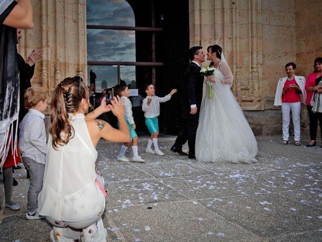 La boda de Carlos y Isabel en Segovia, Segovia 18