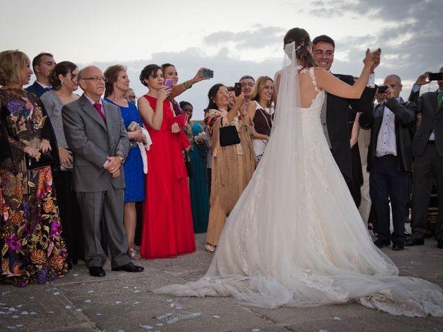 La boda de Carlos y Isabel en Segovia, Segovia 20