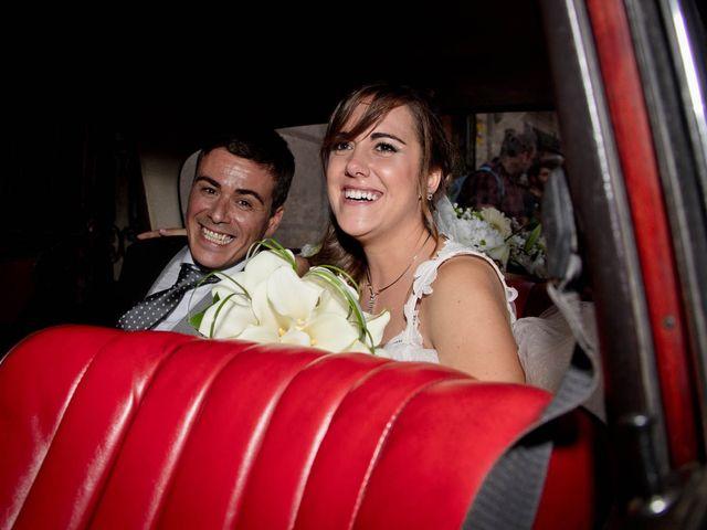 La boda de Carlos y Isabel en Segovia, Segovia 22