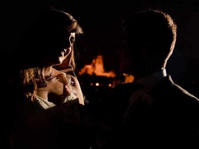 La boda de Carlos y Isabel en Segovia, Segovia 24