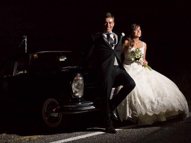 La boda de Carlos y Isabel en Segovia, Segovia 2