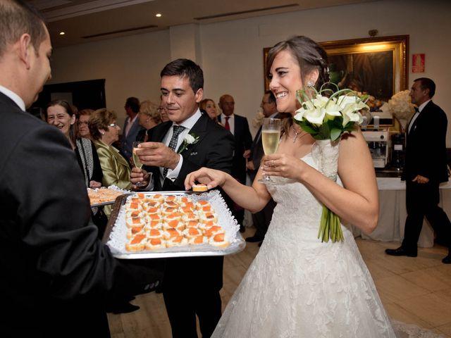 La boda de Carlos y Isabel en Segovia, Segovia 26