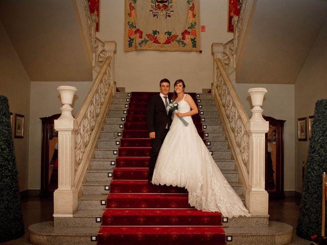 La boda de Carlos y Isabel en Segovia, Segovia 28