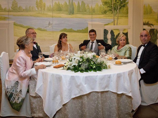 La boda de Carlos y Isabel en Segovia, Segovia 29