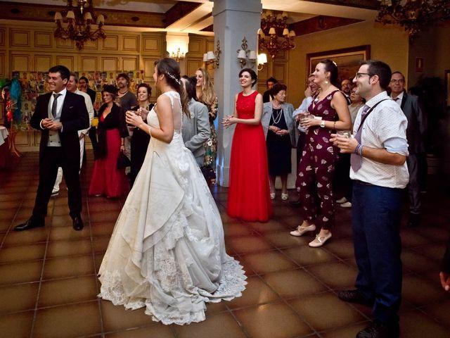 La boda de Carlos y Isabel en Segovia, Segovia 37