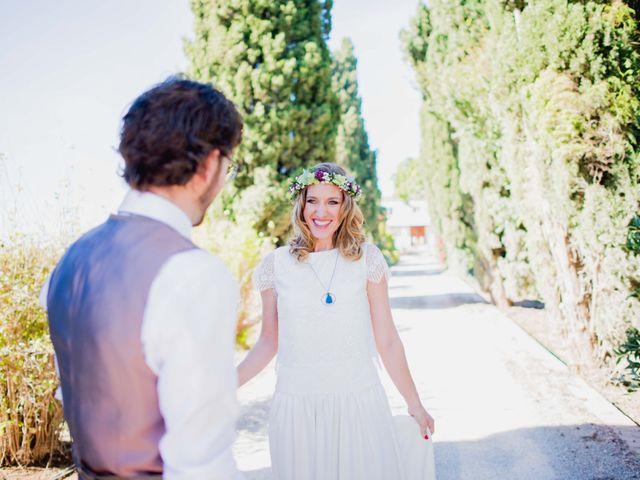 La boda de Julio y Laurence en Valencia, Valencia 10