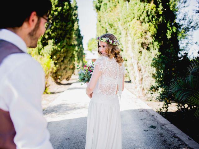 La boda de Julio y Laurence en Valencia, Valencia 12