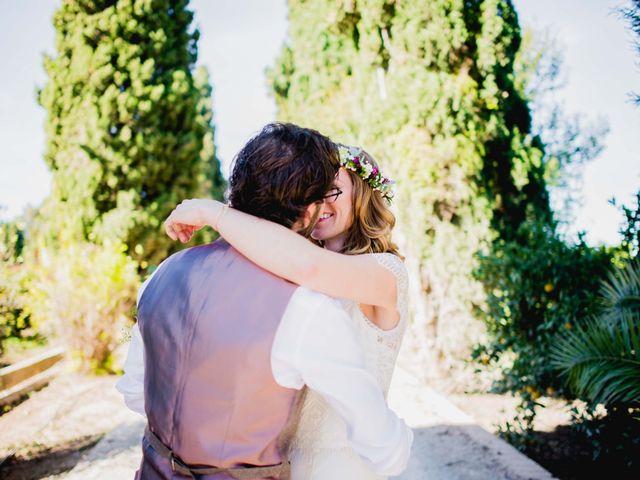 La boda de Julio y Laurence en Valencia, Valencia 13