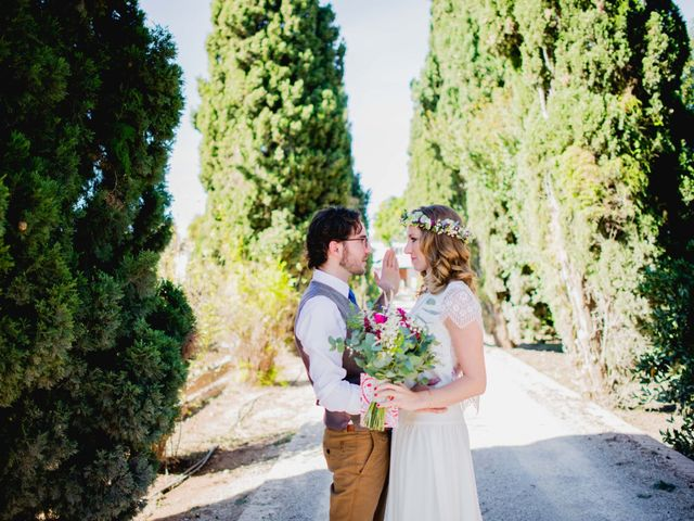 La boda de Julio y Laurence en Valencia, Valencia 14