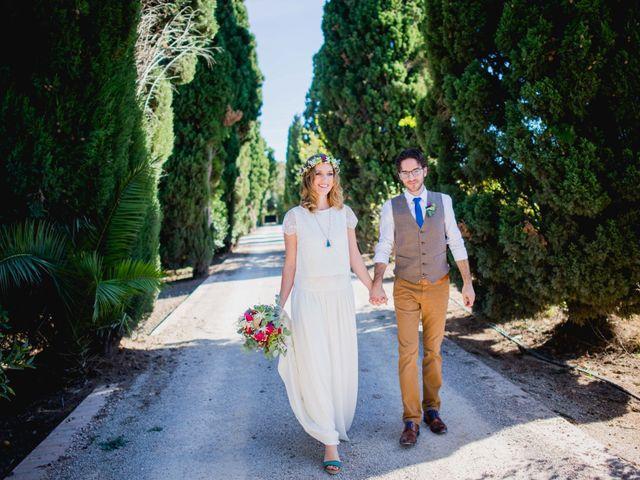 La boda de Julio y Laurence en Valencia, Valencia 20